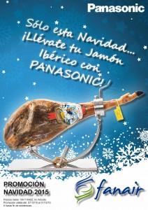 Promoción navidad 2015 Panasonic Aire Acondicionado