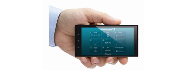 control etherea por movil