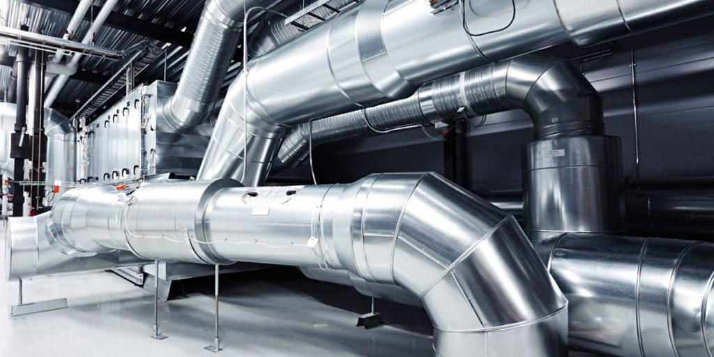 Distribuidor de productos de ventilación