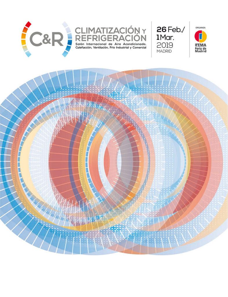 Feria climatizacion 2019 Madrid