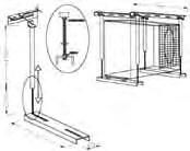 soportes condensadora de techo