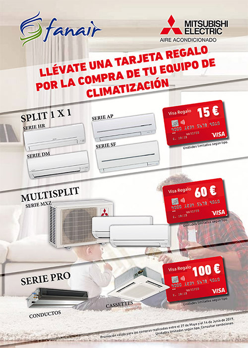 PROMO MITSUBISHI ELECTRIC