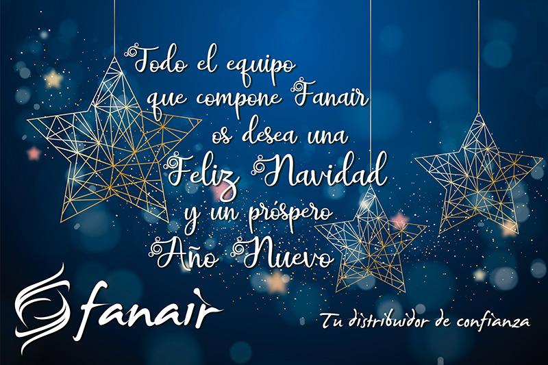 FANAIR feliz navidad