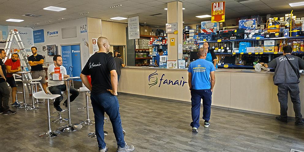 FANAIR tienda