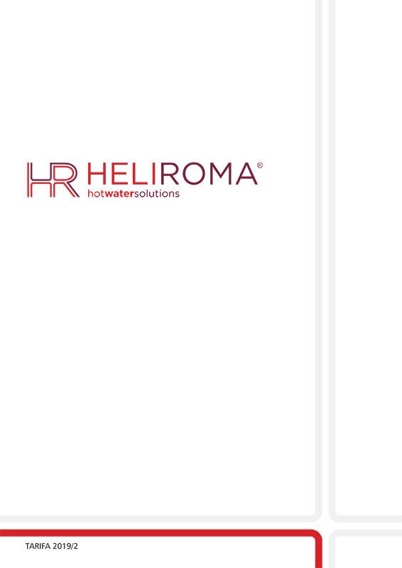 Tarifa HELIROMA 2019