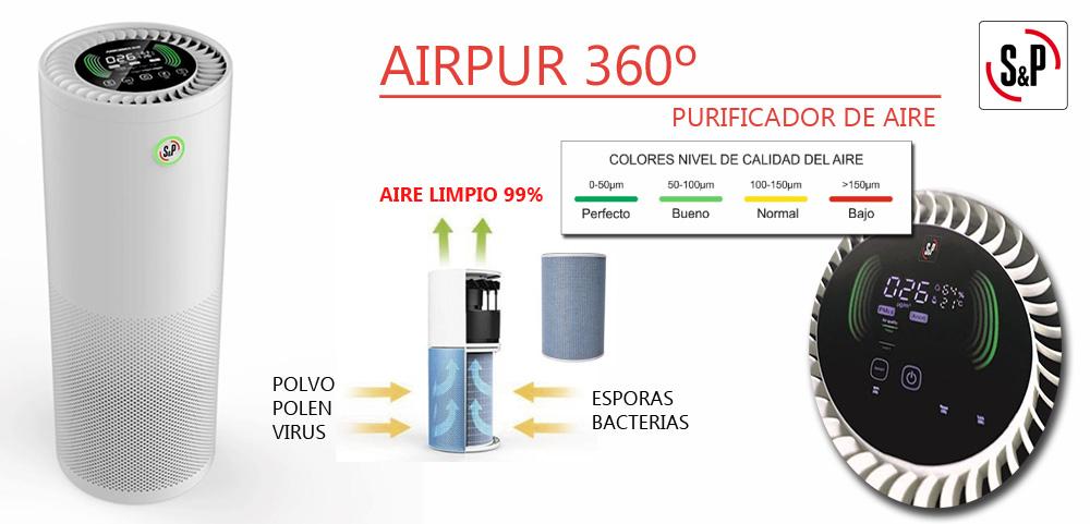 airpur 360 fanair