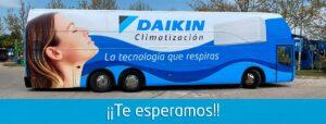 Autobus Daikin