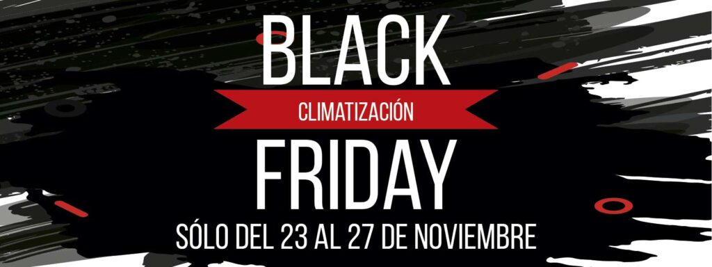Semana del Black Friday en Fanair