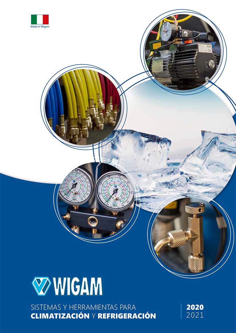 Catálogo WIGAM 2020 portada