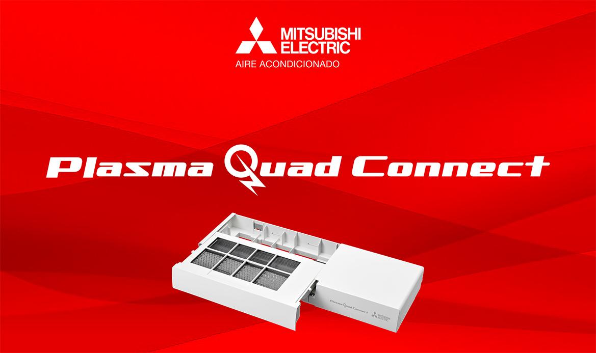 Mitsubishi plasma quad connect