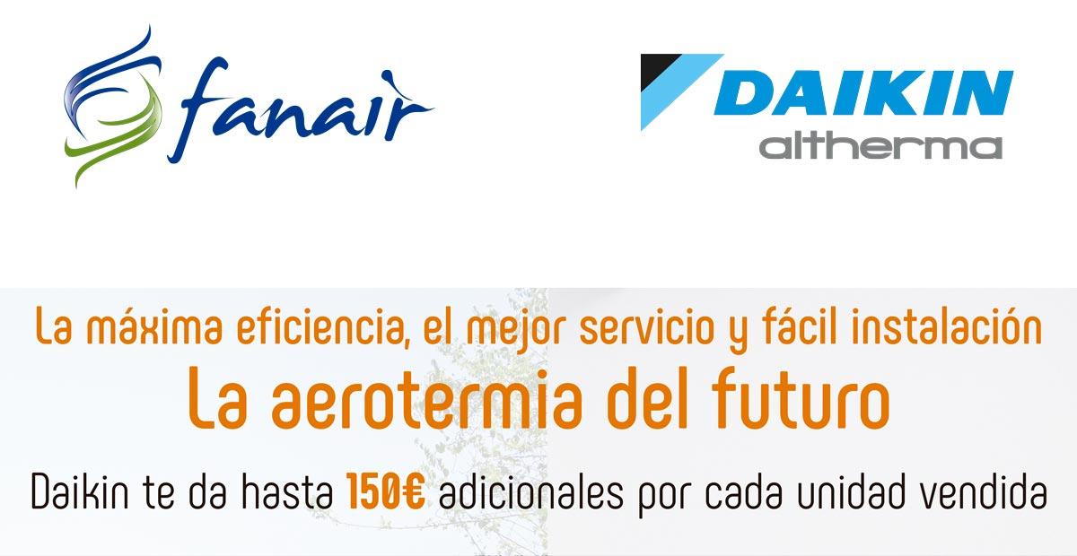 Promo Daikin Altherma Oct-Dic 2021