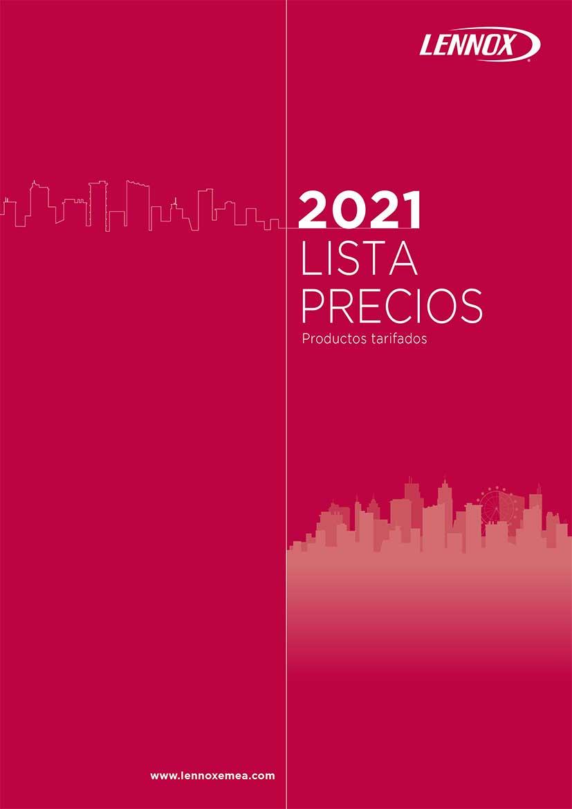Tarifa Lennox 2021