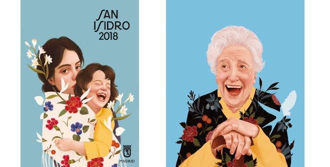 Fiestas de San Isidro 2018 en Fanair