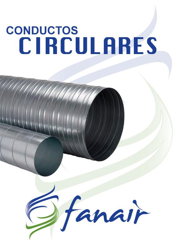 portada tarifa conducto circular FANAIR