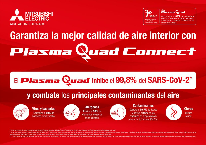 Ventajas quad connect